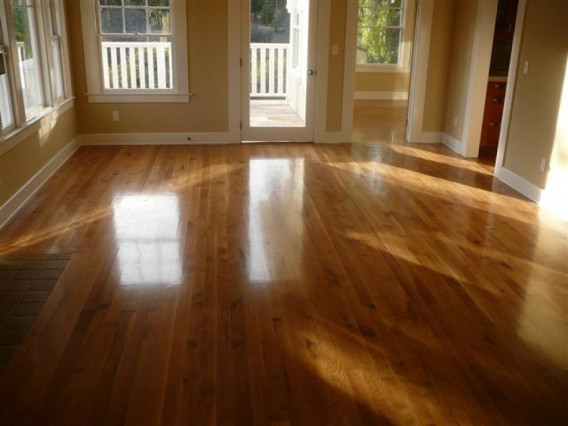 When is it time to refinish your hardwood floors tinley for Wood flooring illinois