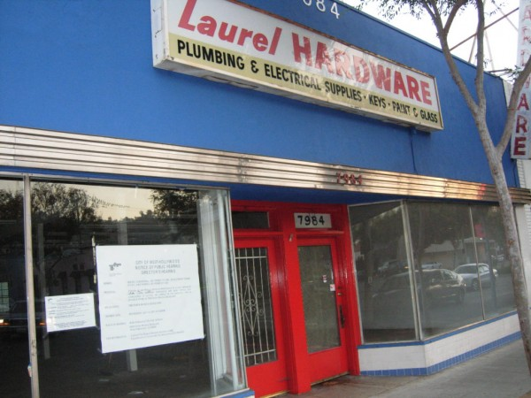 City approves laurel hardware kitchen 24 restaurants for Kitchen 24 hollywood