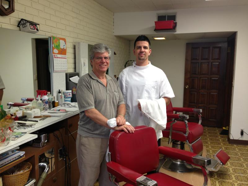 Fairfield Barber Shop Changes Hands Fairfield Ct Patch