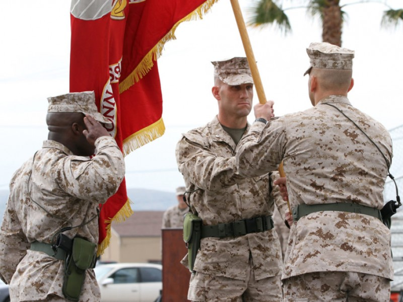 Marine Returns to 1st Recon Battalion as Commander ...
