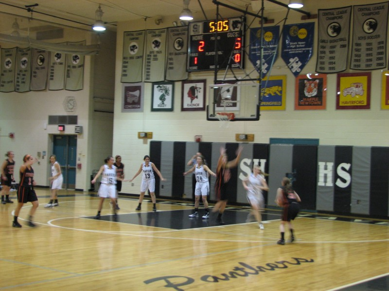 Marple Newtown Varsity Girls Basketball Goes to Final Buzzer ...