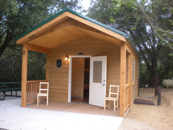 Dos Picos Park Adds Two New Cabins Ramona Ca Patch