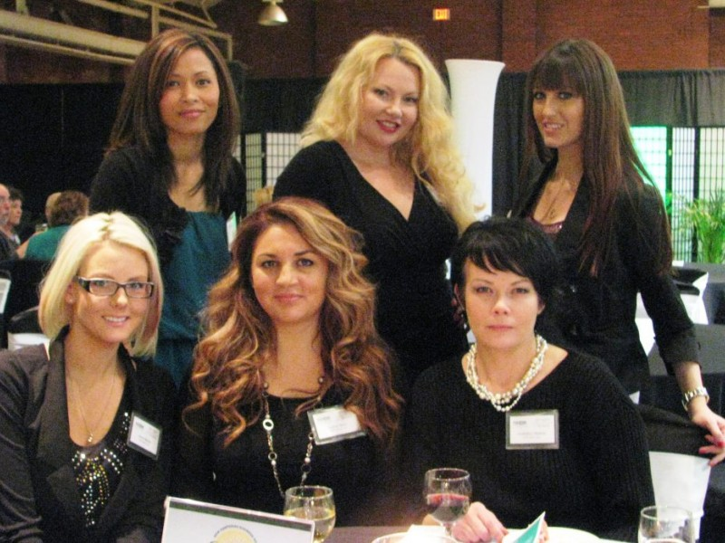 H2o Salonspa Named Business Of Excellence Bedford Nh Patch