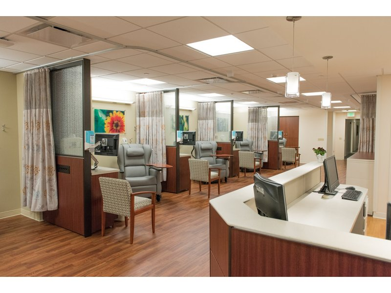 New Infusion Center Opens At Lake Forest Hospital Lake Forest Il