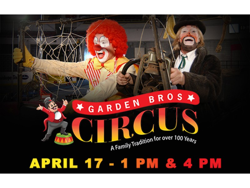 Garden Brothers Circus Narragansett Ri Patch