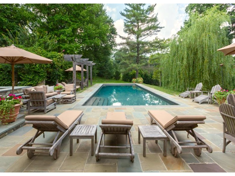 Mclean 39 Wow 39 House 2 Acre Paradise In Langley Farms Mclean Va Patch