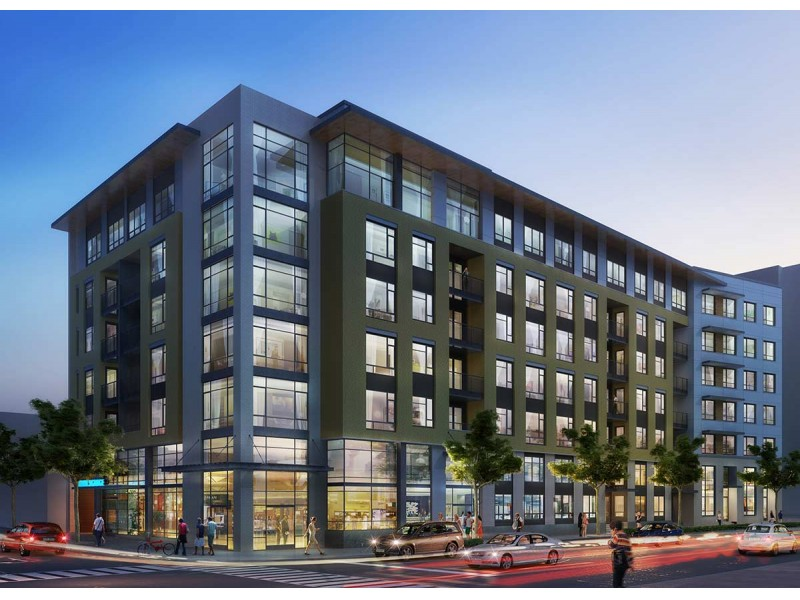 Merveilleux ... New Apartment Building In Ballston Offers Luxe Amenities 0 ...