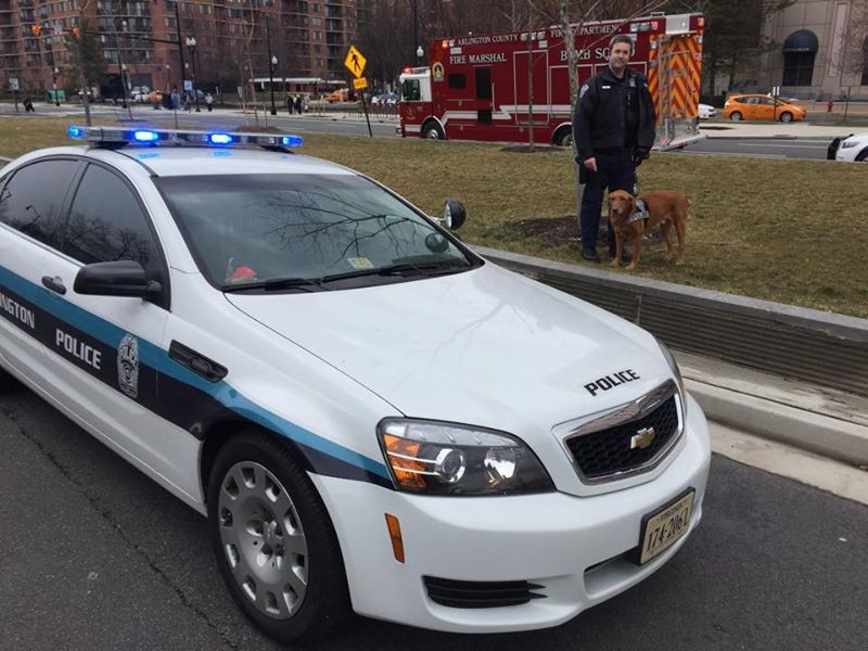 UPDATE: Pentagon Centre Mall Cleared After Bomb Threat - Arlington ...