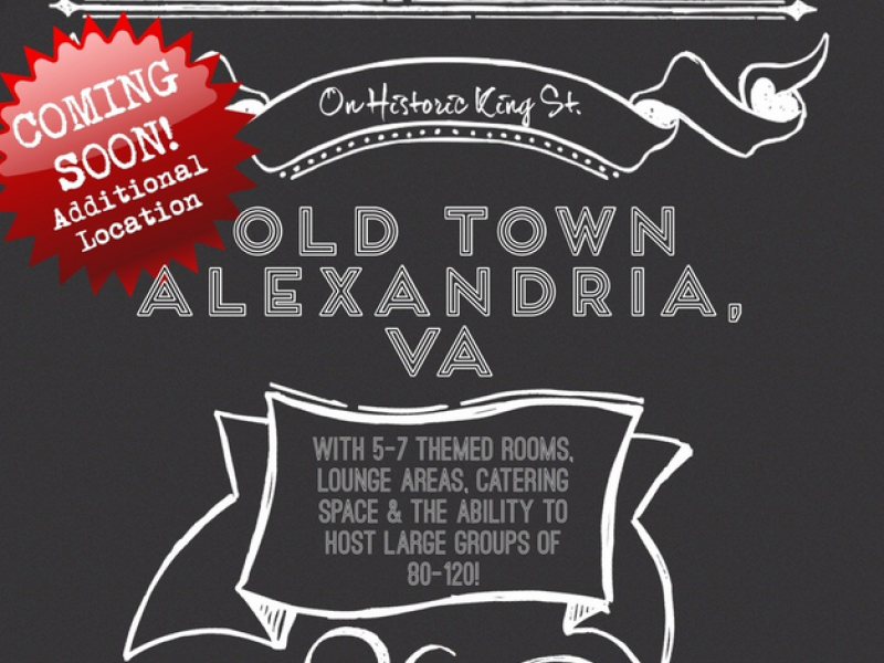 Escape The Room Old Town Alexandria