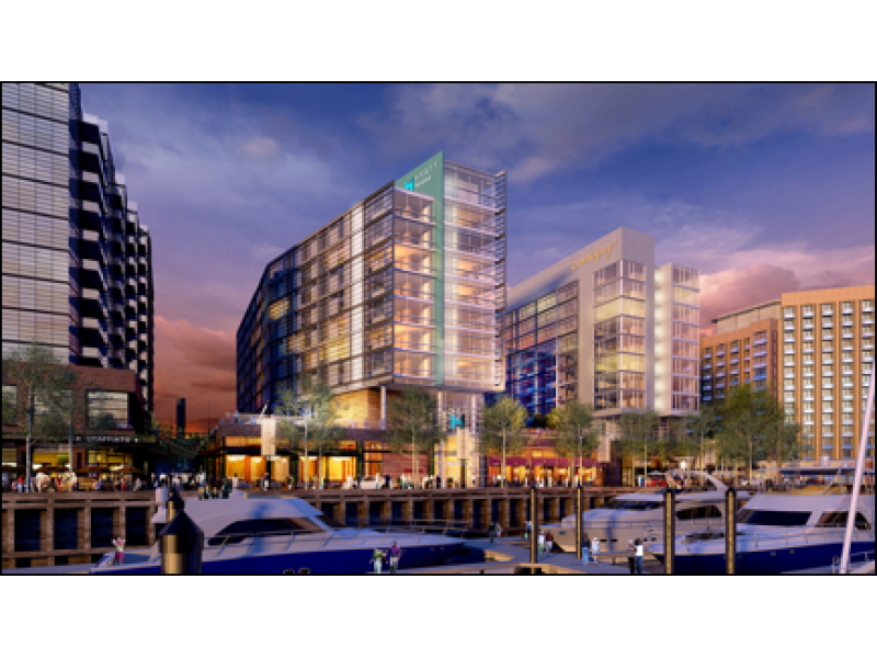 Two Hotels To Open In 2017 At The Wharf Dc