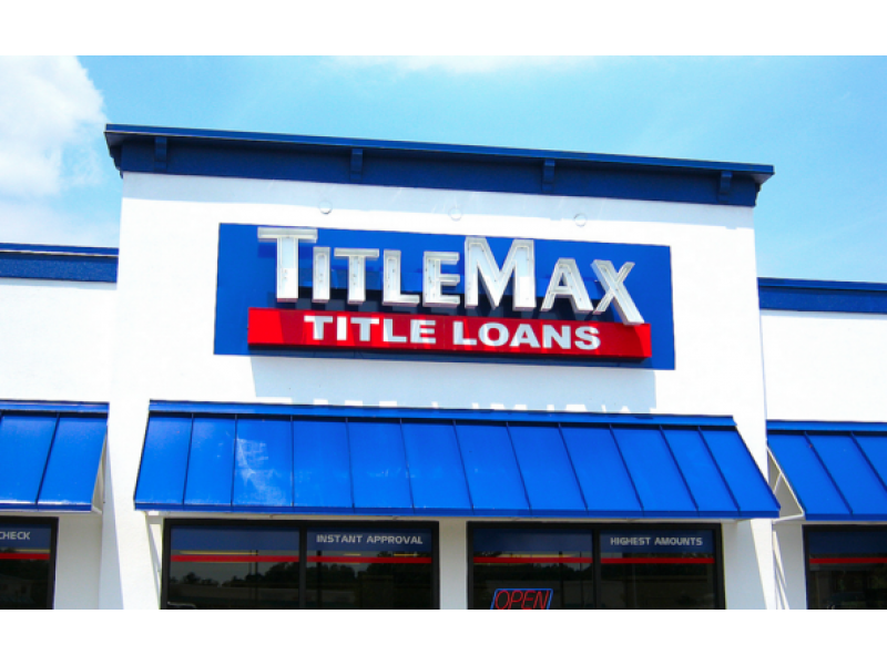 Title Loan benefits with TitleMax