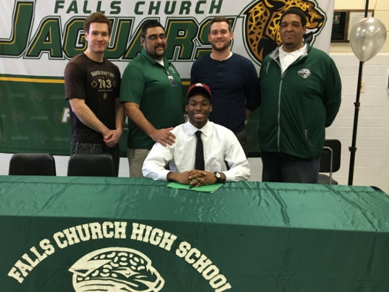 Local High School Signs Letter Of Intent