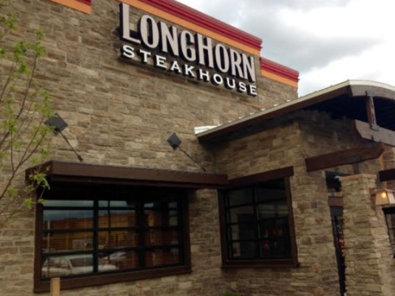 Longhorn steakhouse decor for sale