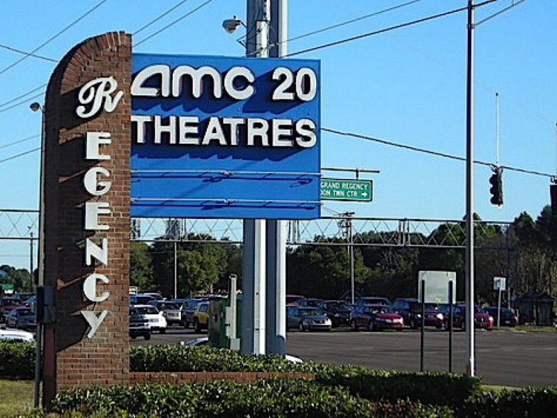 whats playing at amc the regency 20 movie times