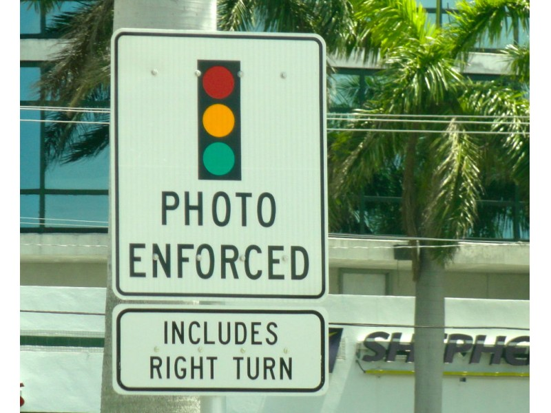 New Tampa Sounds Off On Red Light Cameras