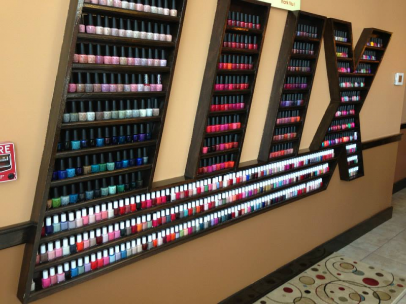 New Nail Salon Opens in Town Center | Wayland, MA Patch