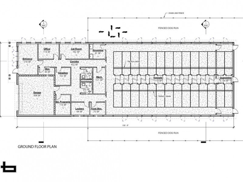 Visual Plans For New Animal Shelter Released