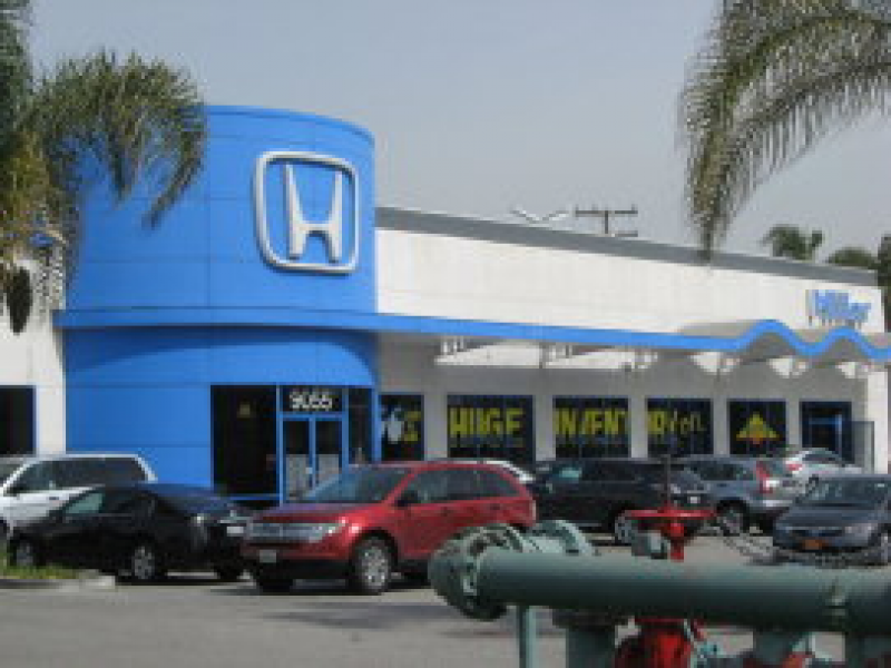 Ken garff automotive group acquires culver city honda and for Culver city honda