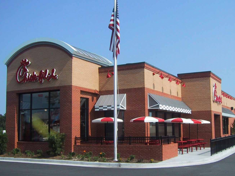 Fil A To Open Near Fair Lakes Ping Center