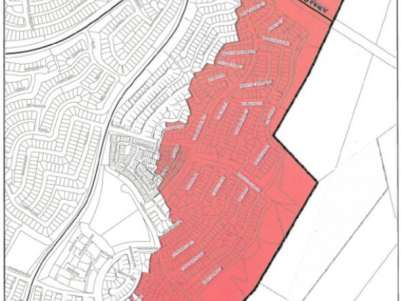 New Fire Maps Are You At Risk Mission Viejo Ca Patch