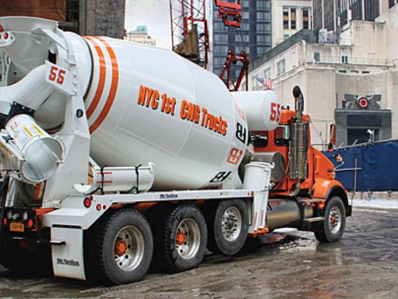 More Than Just A Job Ferrara Bros Pours Concrete At Wtc