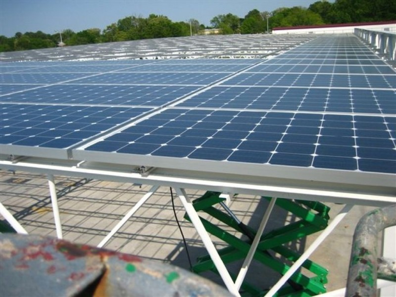 Local Company's Solar Panels Catch Rays for MARTA ...