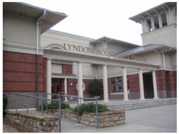 Lyndon house art center classes