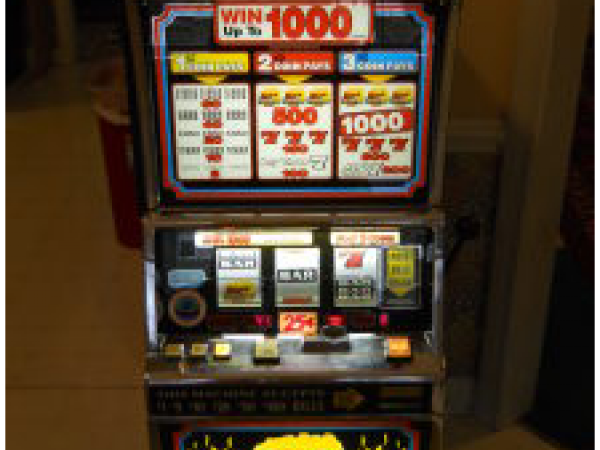 Selling and trading of slot machines the casino at marino