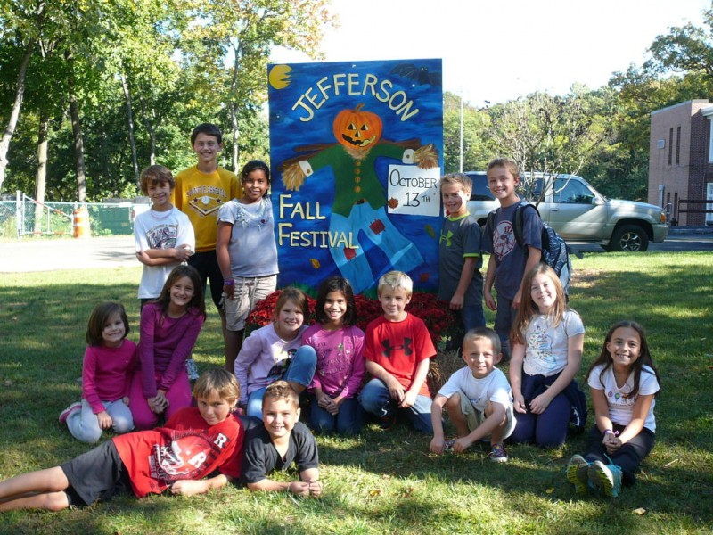 Jefferson School Fall Festival Is Today
