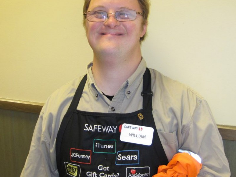 Special Needs Employees Are Part Of The Family At Safeway