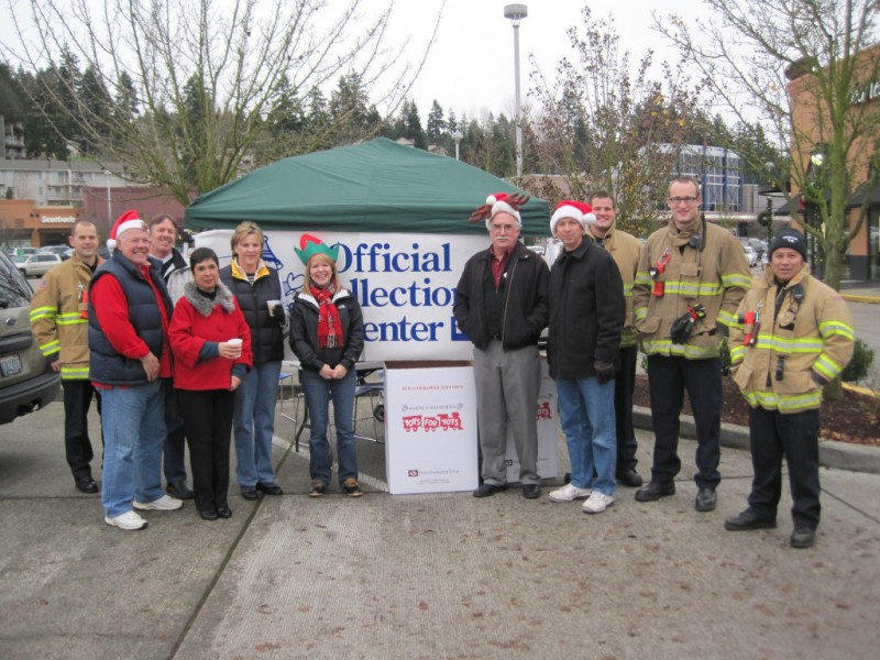 Toys For Tots Washington State : Toys for tots donation event woodinville wa patch