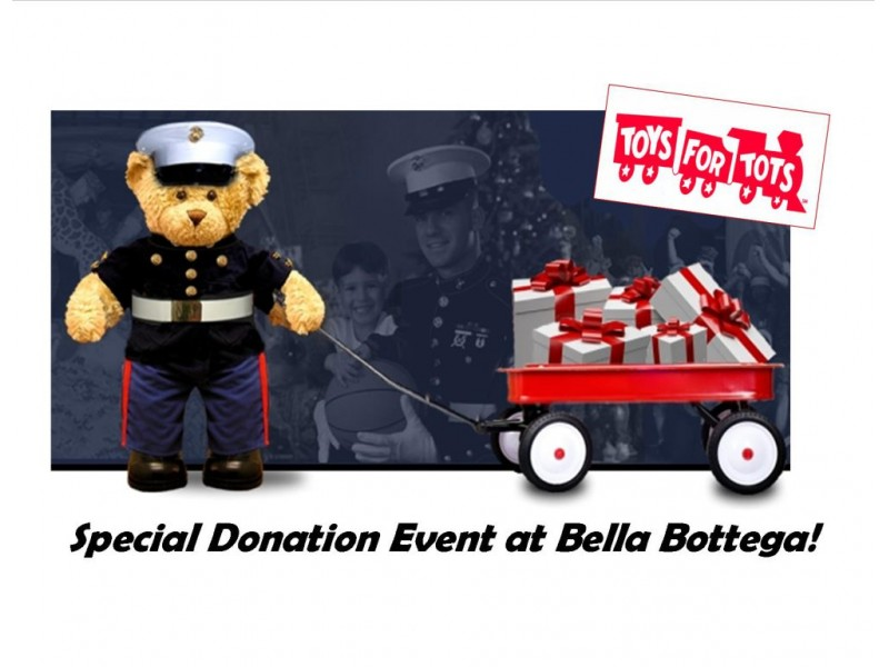 Toys For Donation : Toys for tots donation event redmond wa patch