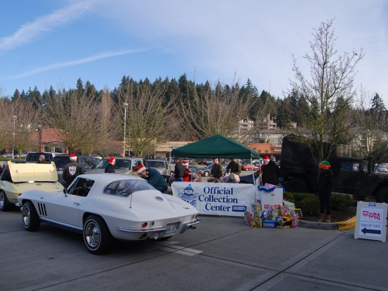 Toys For Tots Washington State : Toys for tots donation event redmond wa patch