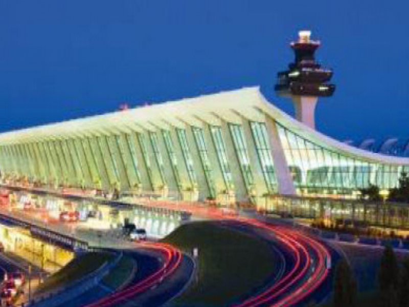 how to get from dulles to dc