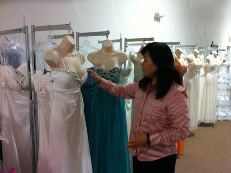 2f153158a923 Where to Find Prom Dresses  Allure Opens at Westfield Wheaton Mall ...
