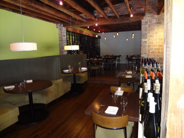 Bites Nearby Comfortable Choices At 8407 Kitchen Bar