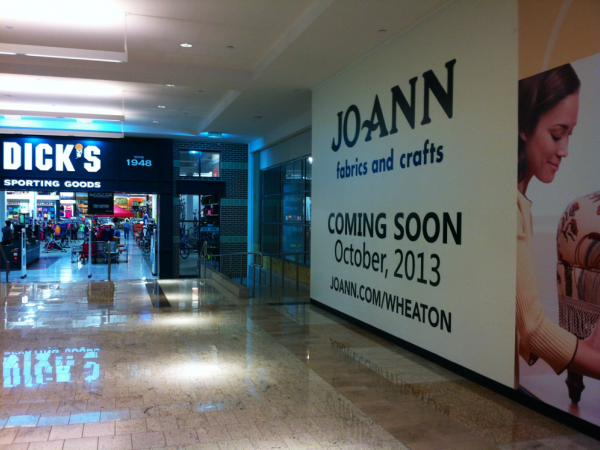 Jobs available as jo ann fabric prepares to open in for Joann craft store near me