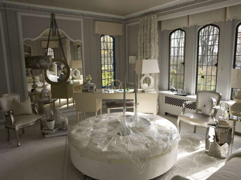 behind the scenes peek at one magnificent mansion 0 - Detroit Interior Designers
