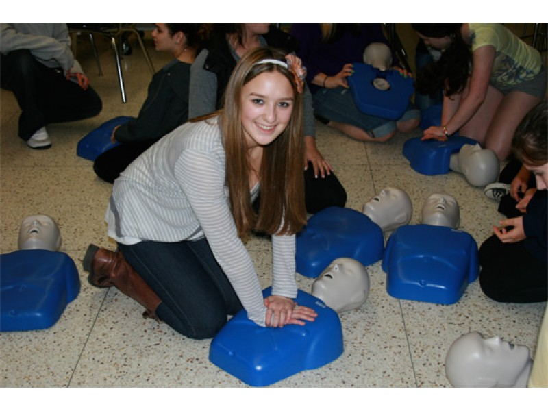 Free Cpr Certification Course For Teens Tweens Tarrytown Ny Patch