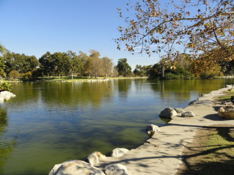 Kids Fishing Derby Saturday At Mile Square Regional Park