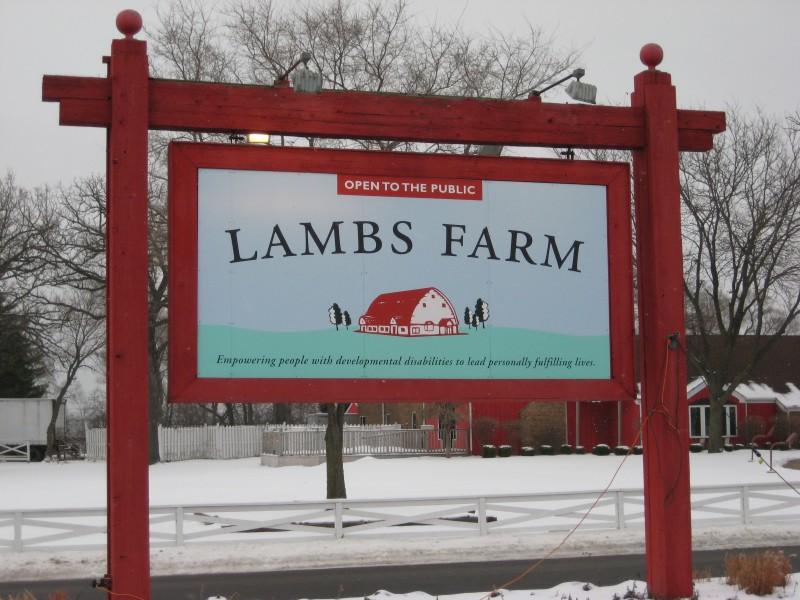 fifty years at lambs farm