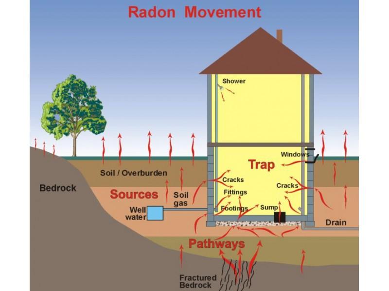 Radon Gas Poisoning Prevention  nscorg
