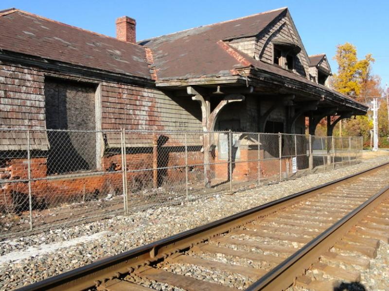 Aberdeen Train Station Raze Relocate Or Wait Aberdeen