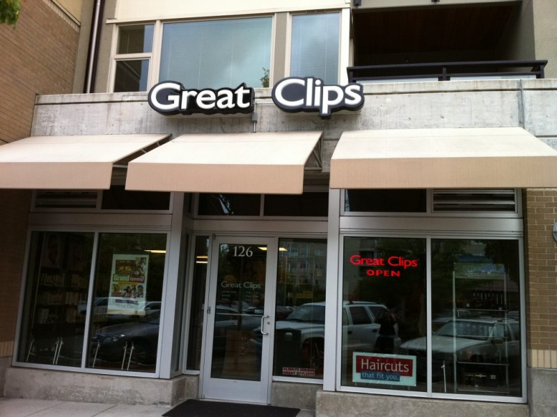 799 Haircut Sale At Great Clips Mercer Island Wa Patch