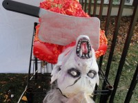meet the men behind frankforts most extreme halloween decorations - Extreme Halloween Decorations