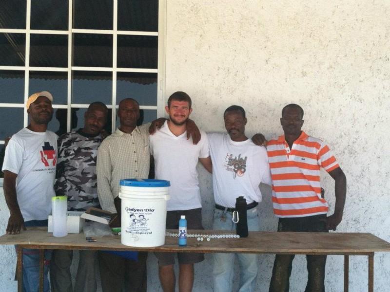 University Of Iowa Alum Brings Healthcare To Haitian Villages Iowa City Ia Patch