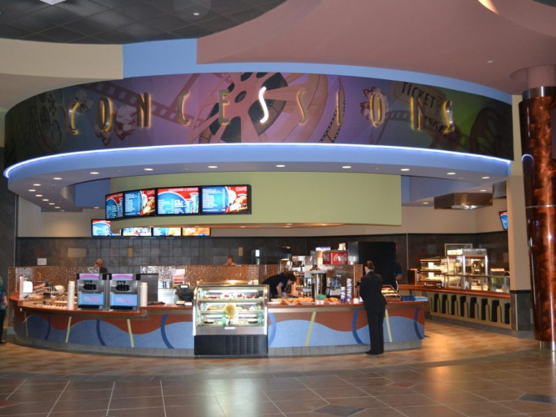Movie theater opens at westfield countryside mall - Cobb theater downtown at the gardens ...