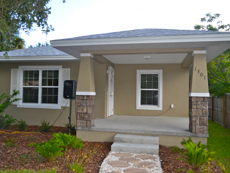 Update officials dedicate habitat for humanity house in safety harbor safety harbor fl patch - House habitat ...