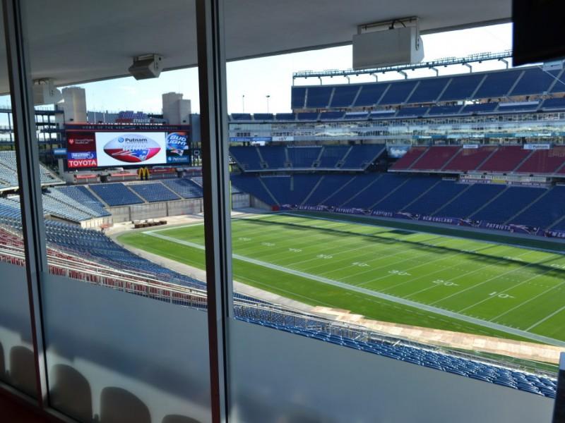 Official Patriots Sports Tour