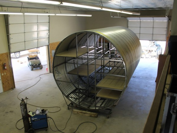 Disaster Proof Underground Bunker Biz Hits Southwest